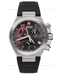 Swiss Army Convoy Mens Wristwatch