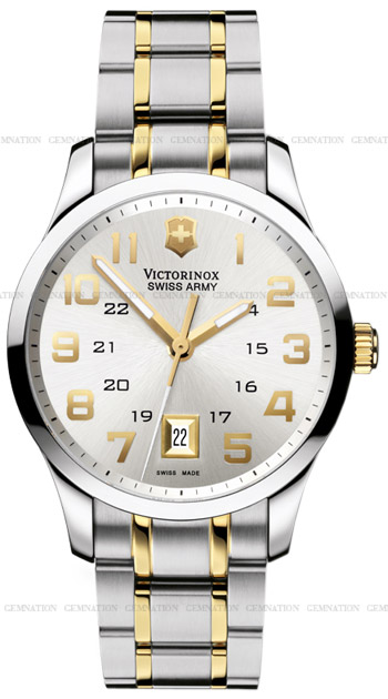 Swiss Army Alliance Men's Watch Model 241324