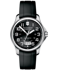Swiss Army Officers Mens Wristwatch