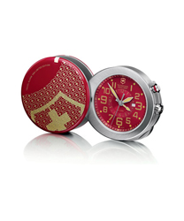 Swiss Army Travel Alarm   Model: 241395