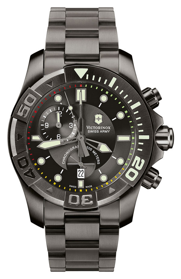 Swiss Army Dive Master 500 Chrono Men s Watch Model  241424 0e14d06bc