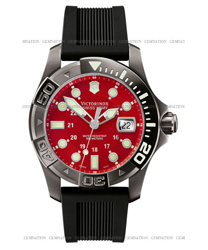 Swiss Army Dive Master 500 Mens Wristwatch Model: 241427