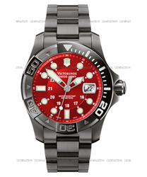 Swiss Army Dive Master 500 Mens Wristwatch Model: 241430