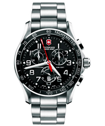 Swiss Army Chrono Classic Mens Wristwatch Model: 241443