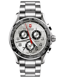 Swiss Army Chrono Classic Mens Wristwatch Model: 241445