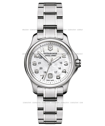 Swiss Army Officers Ladies Watch Model 241458