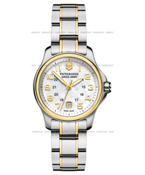 Swiss Army Officers Ladies Watch Model: 241459
