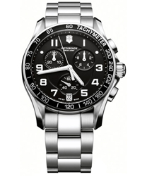 Swiss Army Chrono Classic Mens Wristwatch Model: 241494