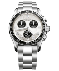 Swiss Army Chrono Classic Mens Wristwatch Model: 241495