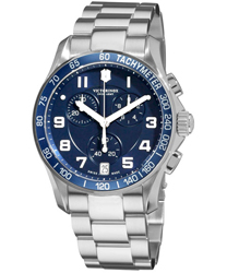 Swiss Army Chrono Classic Mens Wristwatch Model: 241497