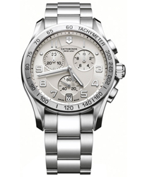 Swiss Army Chrono Classic Mens Wristwatch Model: 241499