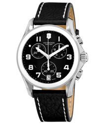 Swiss Army Chrono Classic Mens Wristwatch Model: 241501
