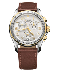 Swiss Army Chrono Classic Mens Wristwatch Model: 241510