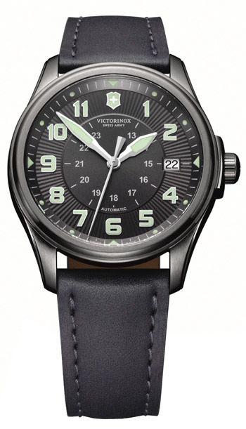 Swiss Army Infantry Vintage Mens Wristwatch Model: 241518