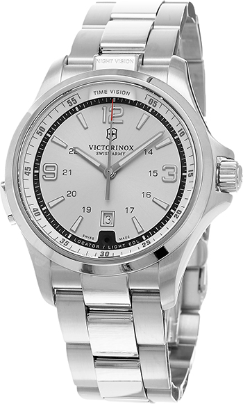 Swiss Army Night Vision Men's Watch Model 241571