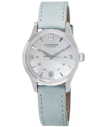 Swiss Army Alliance Ladies Watch Model 241661