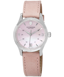 Swiss Army Alliance Ladies Watch Model 241663