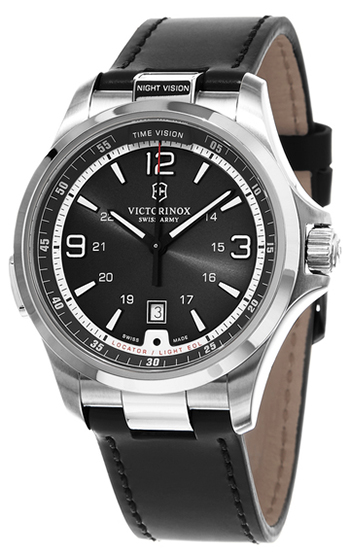 Swiss Army Night Vision Men's Watch Model 241664