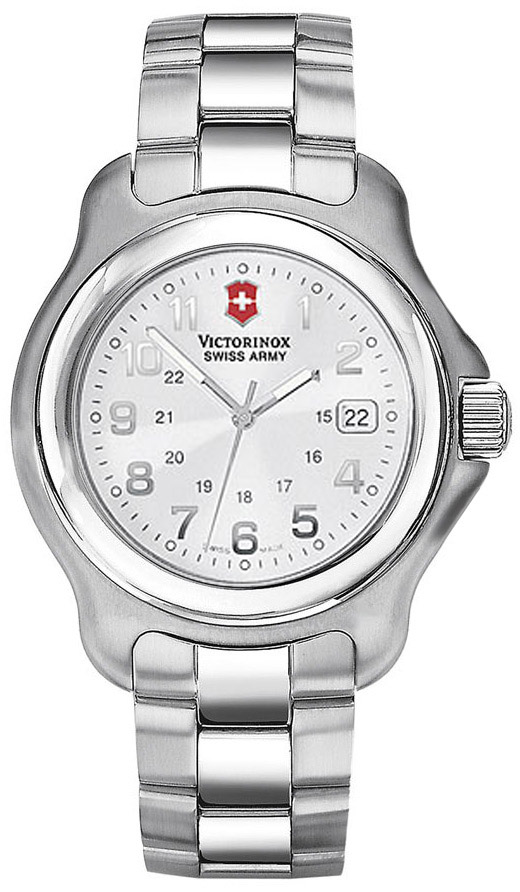 army swi watches victorinox quartz mens cb field ss swiss