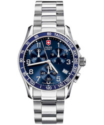 Swiss Army Chrono Classic Mens Wristwatch Model: V251120