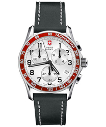 Swiss Army Chrono Classic Mens Wristwatch Model: V251125