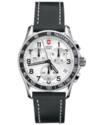 Swiss Army Chrono Classic Mens Wristwatch Model: V251126