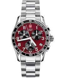 Swiss Army Chrono Classic Mens Wristwatch Model: V251148
