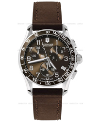 Swiss Army Chrono Classic Mens Wristwatch Model: V251151