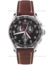 Swiss Army Chrono Classic Mens Wristwatch Model: V251198