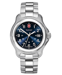 Swiss Army Officers 1884 Mens Watch Model V25772