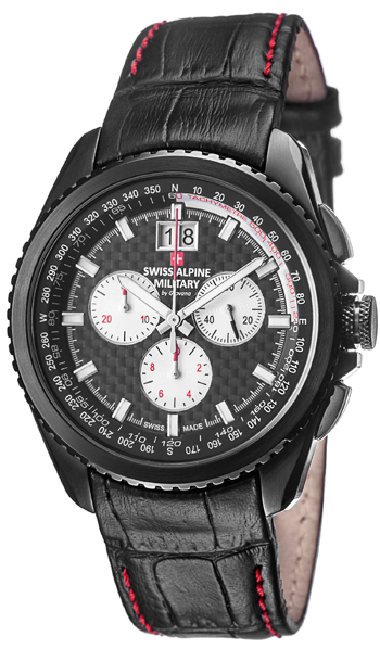 Swiss Alpine Military Thunder Men's Watch Model 1621.9577