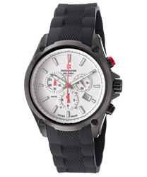 Swiss Alpine Military Red Force Men's Watch Model 1635.9872