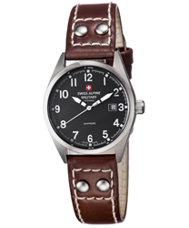 Swiss Alpine Military Leader  Ladies Watch Model: 3293.1537