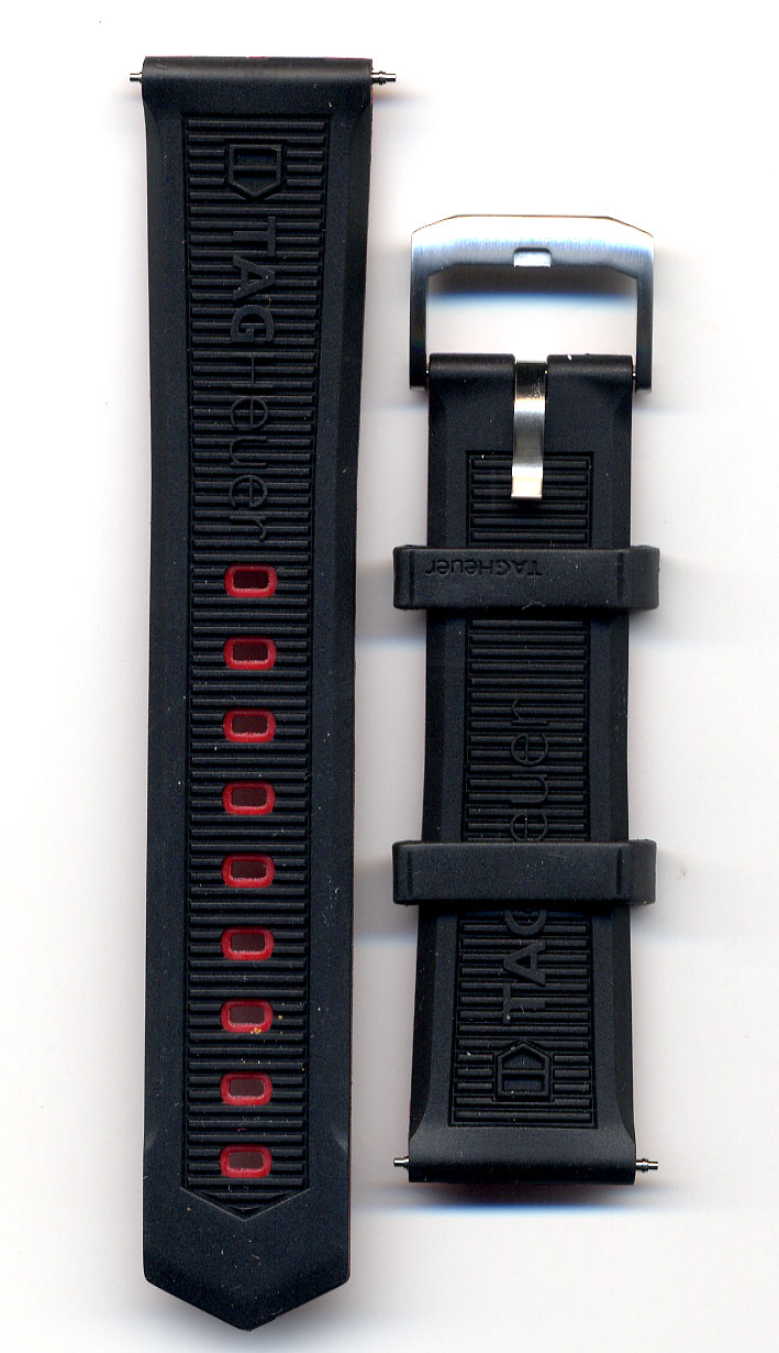 caac60628884 Tag Heuer Formula 1 Watch Band Model  BT0718