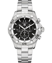 Tag Heuer Aquaracer Mens Wristwatch Model: CAF101E.BA0821