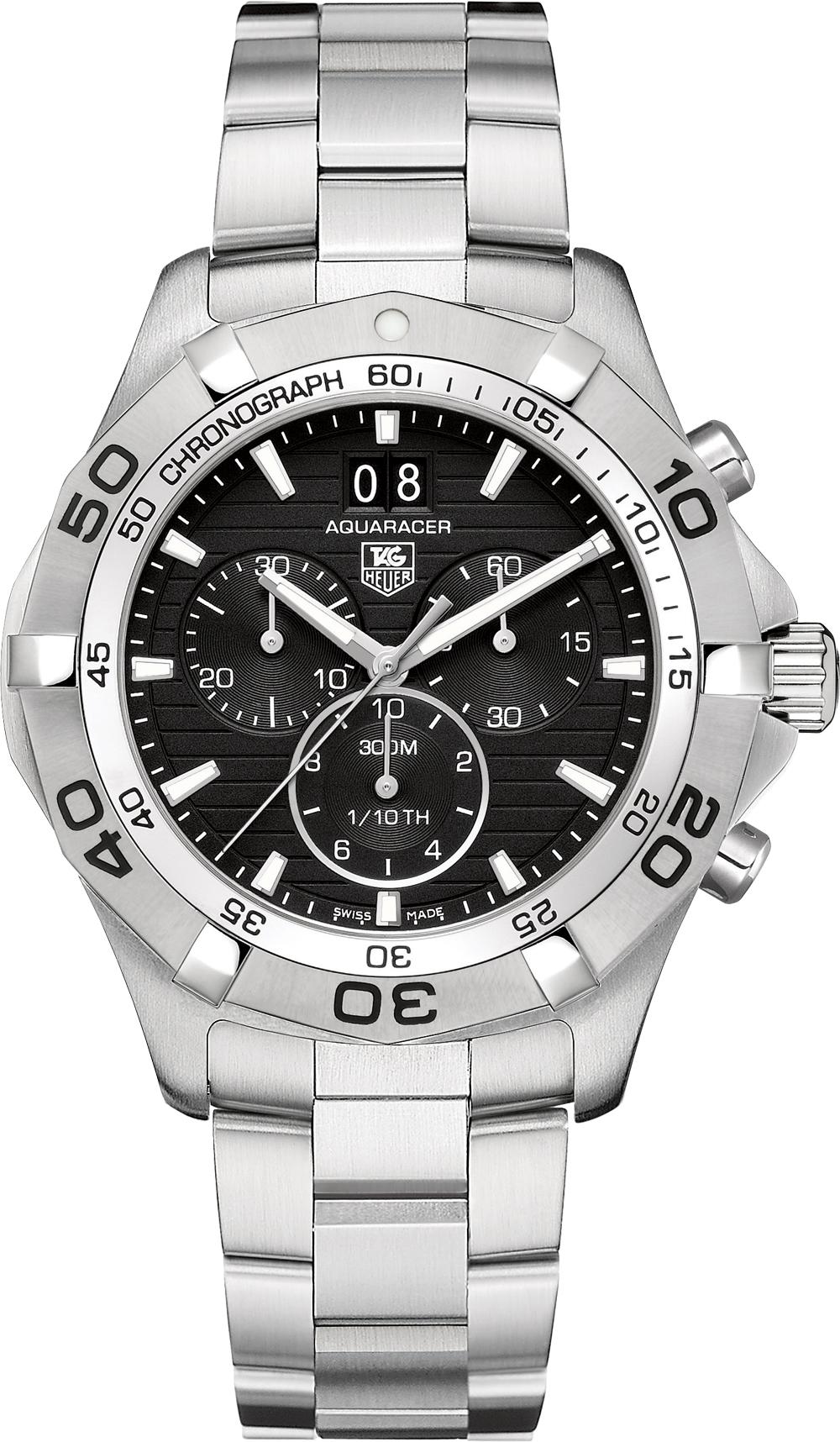 Tag heuer aquaracer quartz men 39 s watch model caf101e ba0821 for The tag heuer aquaracer