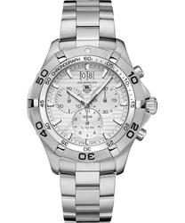 Tag Heuer Aquaracer Mens Wristwatch Model: CAF101F.BA0821