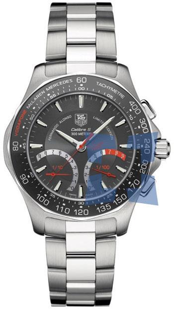 5ccd430f40d Tag Heuer Aquaracer Calibre S Men s Watch Model  CAF7113.BA0803