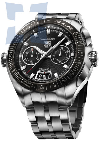 Tag heuer slr for mercedes benz limited ii men 39 s watch for Mercedes benz tag heuer watch price