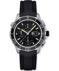 Tag Heuer Aquaracer Men's Watch Model: CAK2111.FT8019