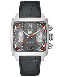 Tag Heuer Monaco Men's Watch Model CAL5112.FC6298
