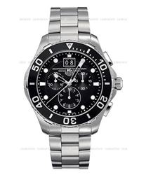 Tag Heuer Aquaracer   Model: CAN1010.BA0821