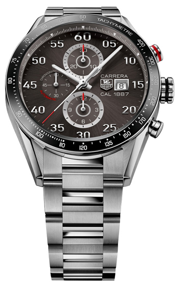 Tag Heuer Carrera Men's Watch Model CAR2A11.BA0799
