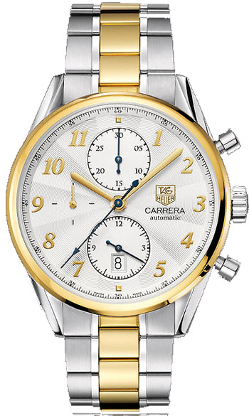 ab48c0fef353 Tag Heuer Carrera Calibre 16 Heritage Automatic Chronograph 41 Men s Watch  Model CAS2150.BD0731
