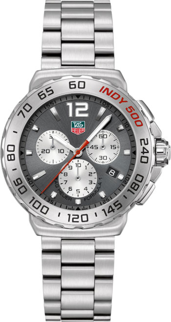 Tag Heuer Formula 1 Men's Watch Model CAU1113.BA0858
