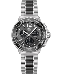 Tag Heuer Formula 1 Men's Watch Model: CAU1115.BA0869