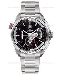 Tag Heuer Grand Carrera   Model: CAV5115.BA0902