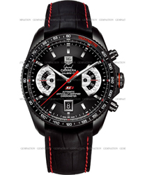 Tag Heuer Grand Carrera Men's Watch Model CAV518B.FC6237