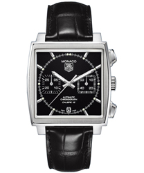 Tag Heuer Monaco Men's Watch Model: CAW2110.FC6177