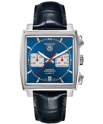 Tag Heuer Monaco Men's Watch Model CAW2111.FC6183